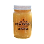100% Pure & Raw Goldenrod Honey | Summer Harvest