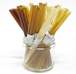 Zax Beeswax Pure & Natural Honey Straws