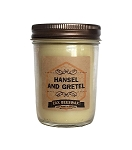 Hansel & Gretel Scented Beeswax Mason Jar Candle | 8 oz