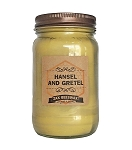 Hansel & Gretel Scented Beeswax Mason Jar Candle | 16 oz