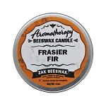 Frasier Fir  Aromatherapy Beeswax Travel Tin Candle | 4 Oz
