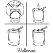 How to Dip a Wick