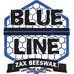 Blue Line Beeswax Candles | Zax Beeswax