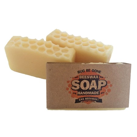 Bug Be Gone Handmade & Natural Beeswax Soap