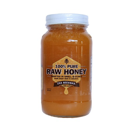 100% Pure & Raw Dandelion Honey | Spring Harvest
