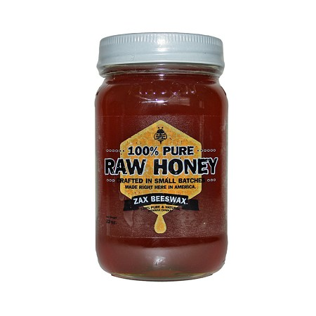 100% Pure & Raw Wildflower Honey